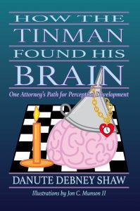 How the Tinman Found His Brain Book Cover